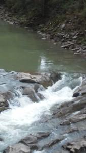Водоспад  у Яремче